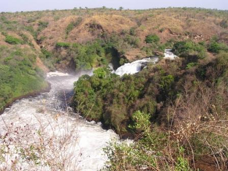 Uhuru Falls