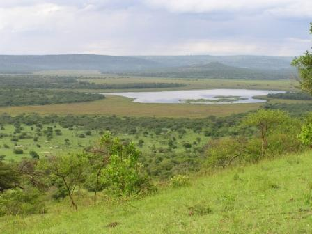 Lake Mburu Landscape