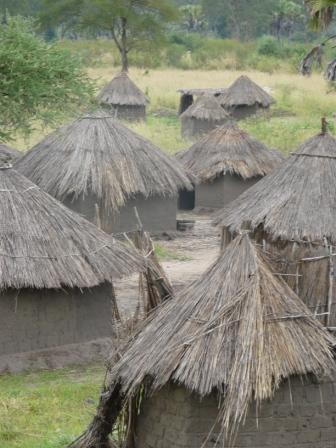 Village in Dufile Fort