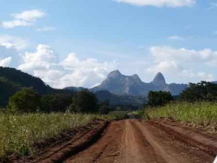 Approaching Kidepo