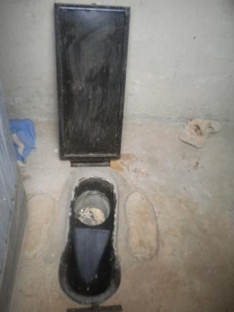 Eco-san toilet