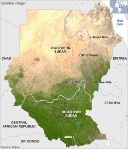 Sudan Geography